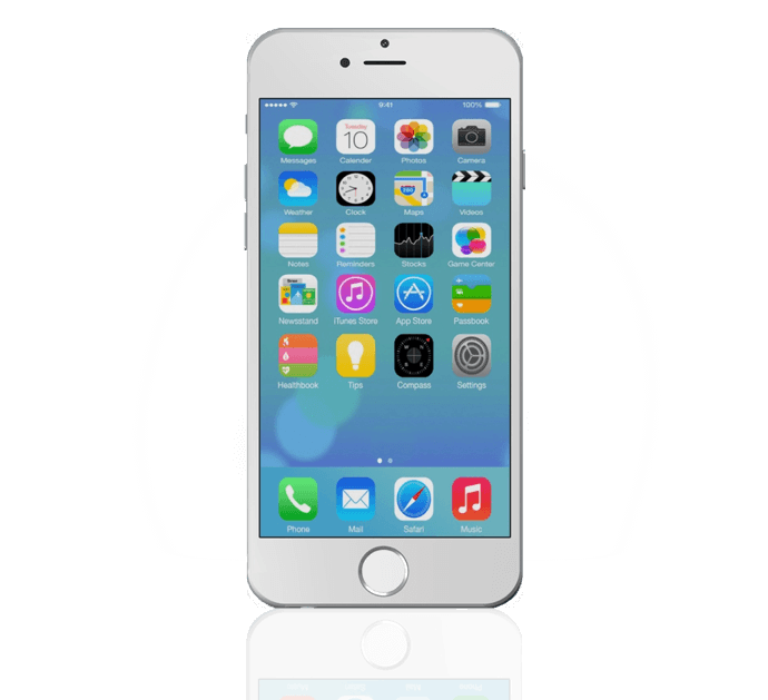 Apple iphone clipart free svg transparent library Phones - We Fix svg transparent library