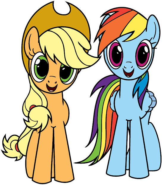 Apple jack clipart clipart library download My Little Pony Friendship is Magic Clip Art | Cartoon Clip Art clipart library download