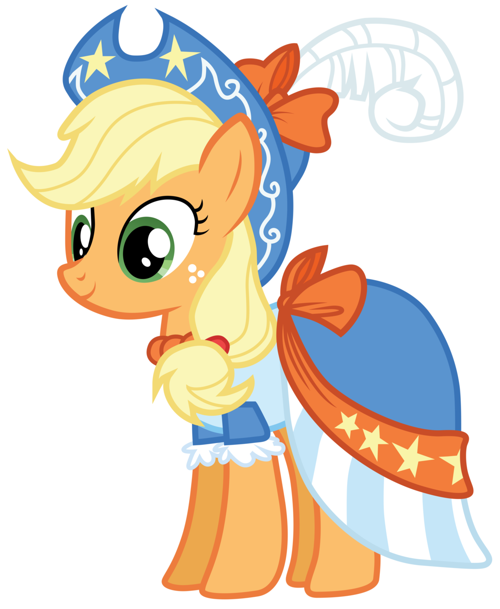 Apple jax cerel clipart freeuse Resultado de imagem para my little pony apple jack dresses | Mlp ... freeuse