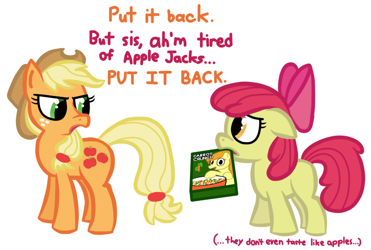 Apple jax cerel clipart image download 27347 - apple bloom, applejack, apple jacks, artist:soup, carrot top ... image download