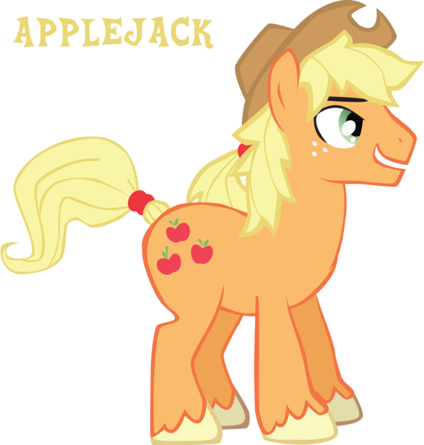 Apple jax cerel clipart jpg royalty free Profile Applejack 2 by Trotsworth on DeviantArt | Apple Jack ... jpg royalty free