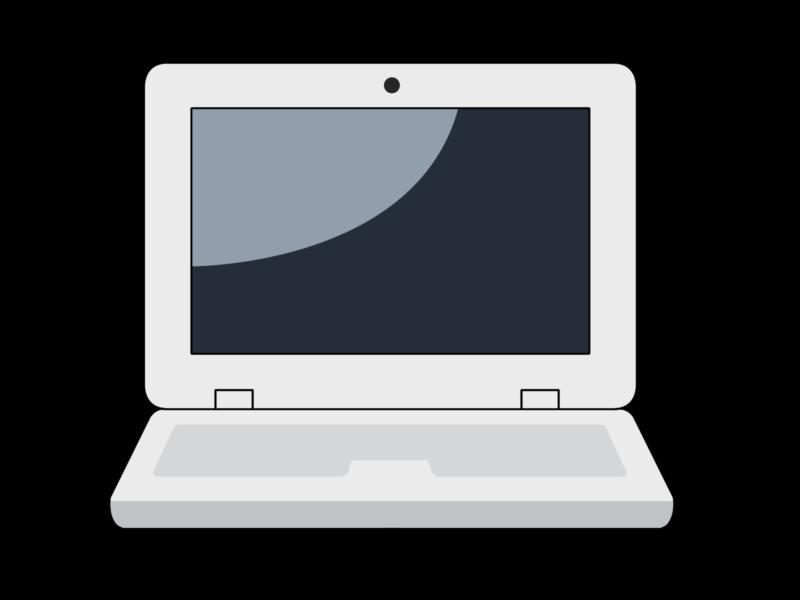 Apple laptop clipart black and white image transparent download Free Laptop Clipart Images Black And White Pictures【2018】 image transparent download