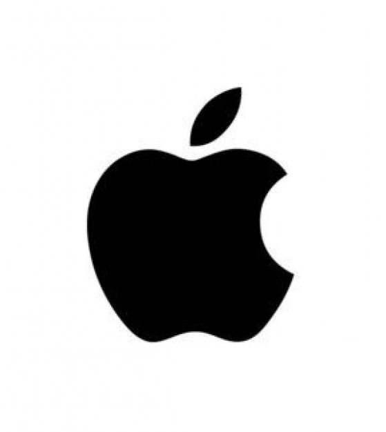 Apple logo clipart free png black and white download Free Apple Logo Outline, Download Free Clip Art, Free Clip Art on ... png black and white download