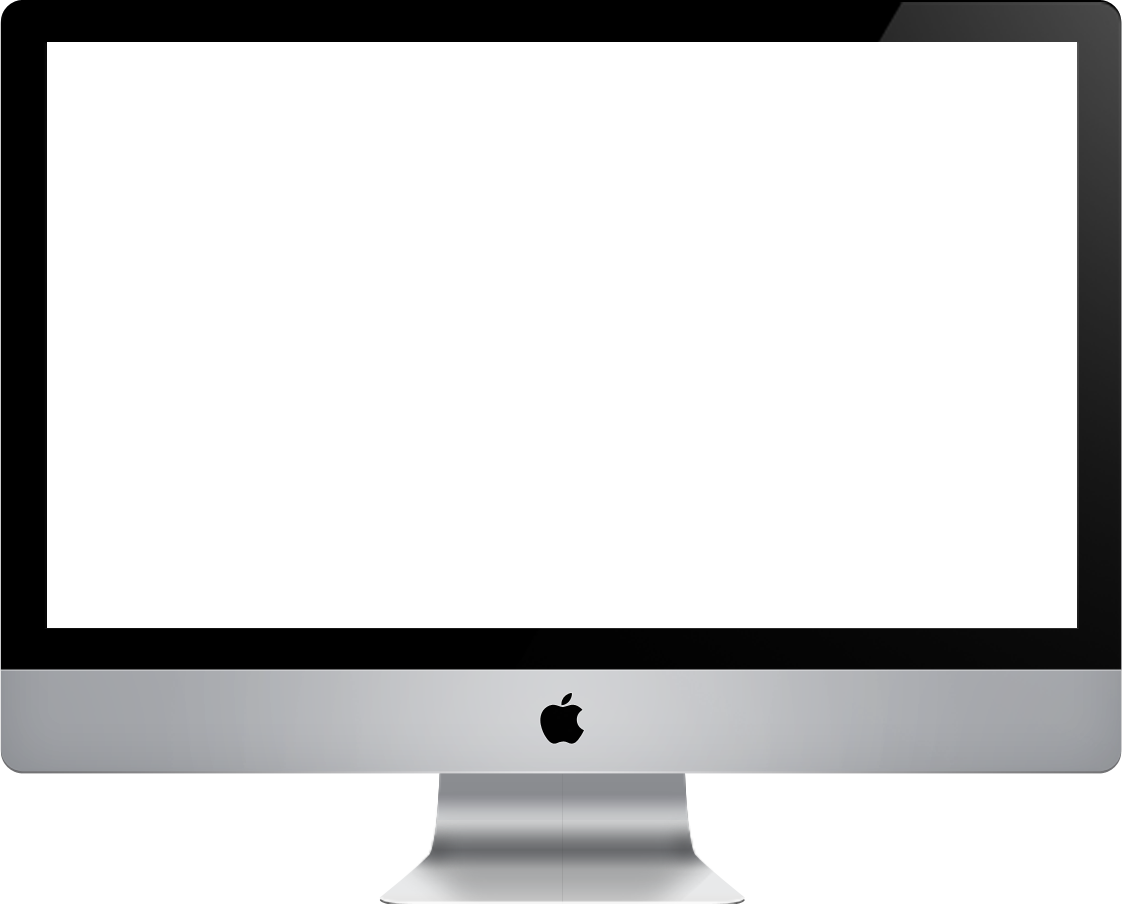 Apple monitor clipart clipart free stock Mac Computer Screen PNG Transparent Mac Computer Screen.PNG Images ... clipart free stock