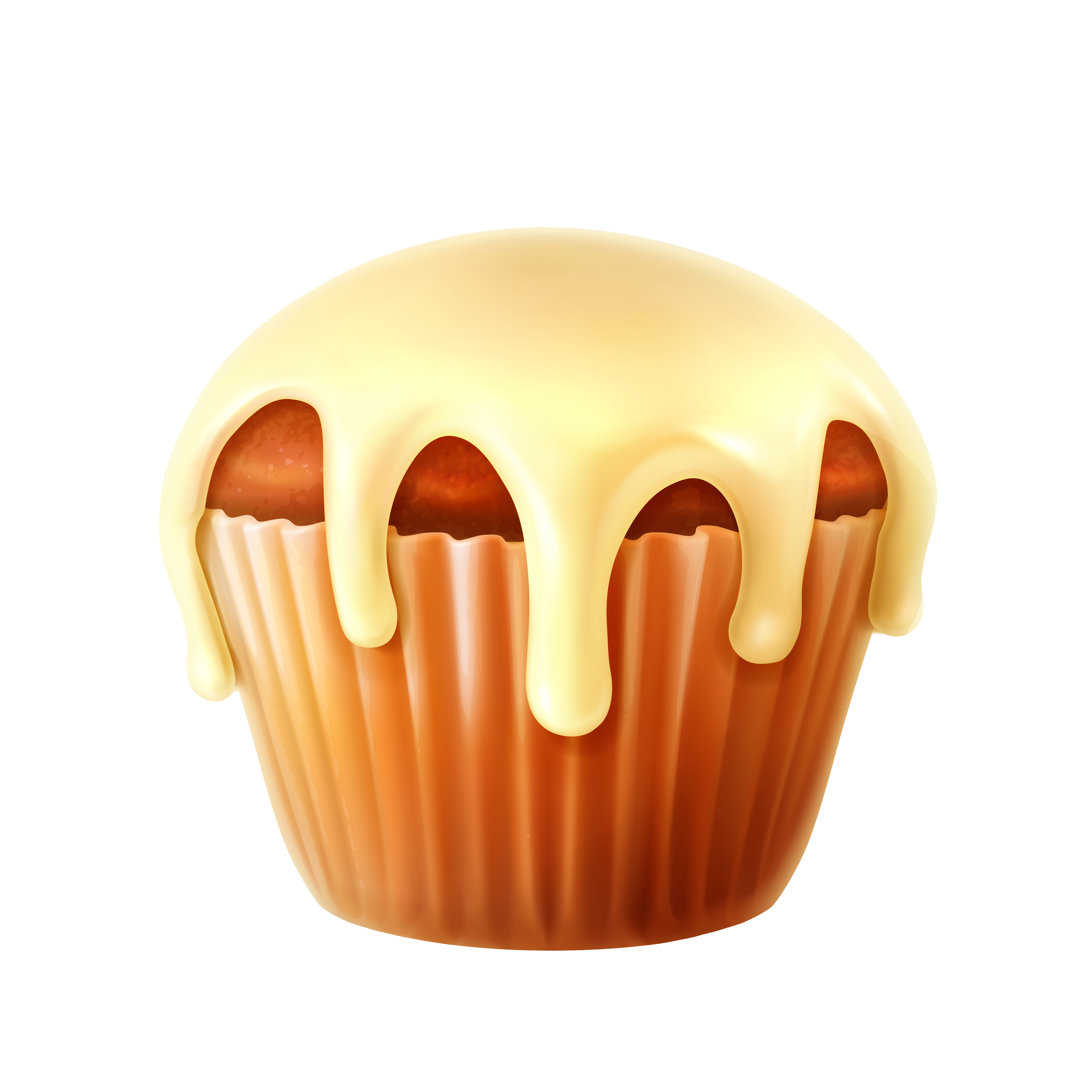 Apple muffin clipart clip free download Cupcake Drawing Clip art - Cream cake 4134*4134 transprent Png Free ... clip free download