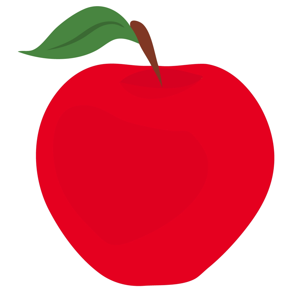 Apple no stem clipart image black and white Free No Apple Cliparts, Download Free Clip Art, Free Clip Art on ... image black and white