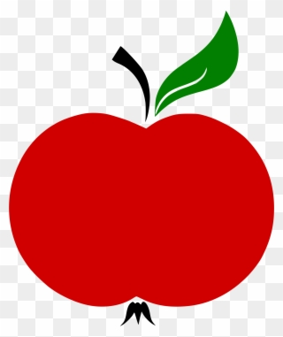 Apple no stem clipart graphic freeuse library Free PNG Apple Stem Clip Art Download - PinClipart graphic freeuse library