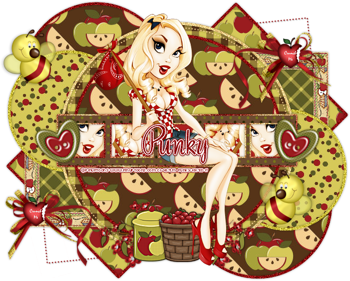 Apple of my eye clipart clip free download ♥ Punky Butts ♥*¨: Apple of My Eye FTU clip free download