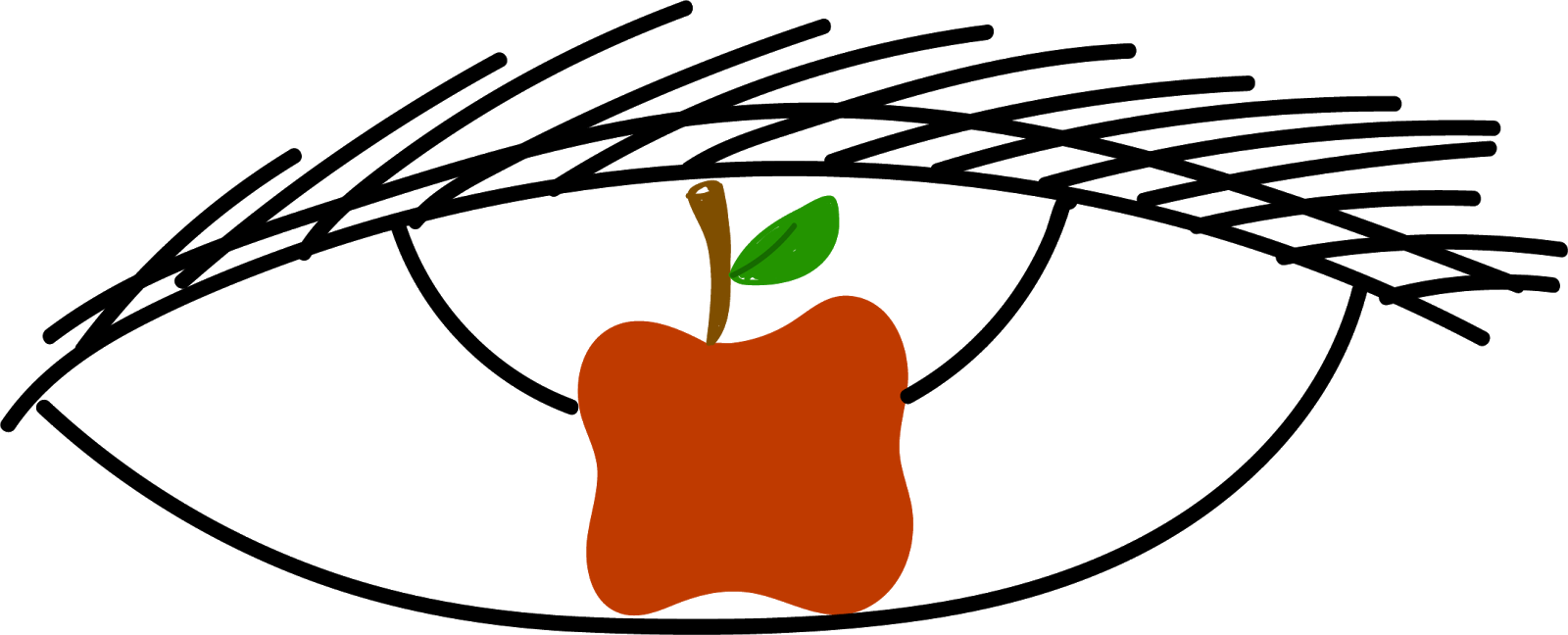 Apple of my eye clipart clip library HG8007 Delectable Tongues clip library