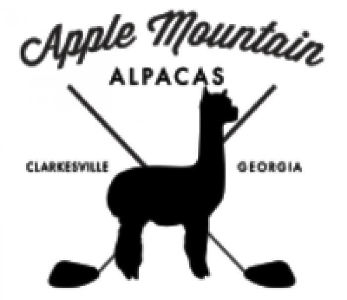Apple on a farm clipart graphic black and white download Apple Mountain Alpacas | Georgia Grown graphic black and white download