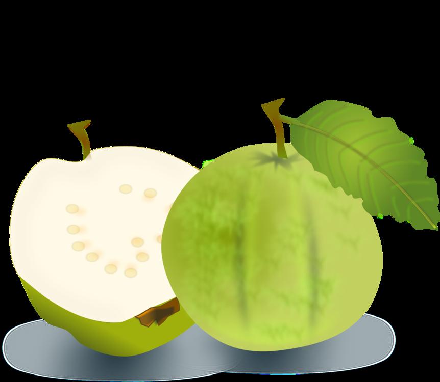 Apple orange lemon clipart png Common guava Fruit Juice Lemon free commercial clipart - Guava,Fruit ... png