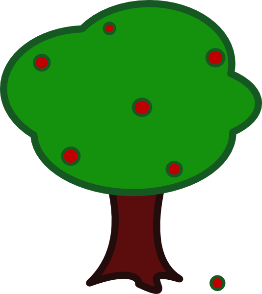 Clipart of apple trees banner download Apple Tree Clipart - Free Clip Art - Clipart Bay banner download