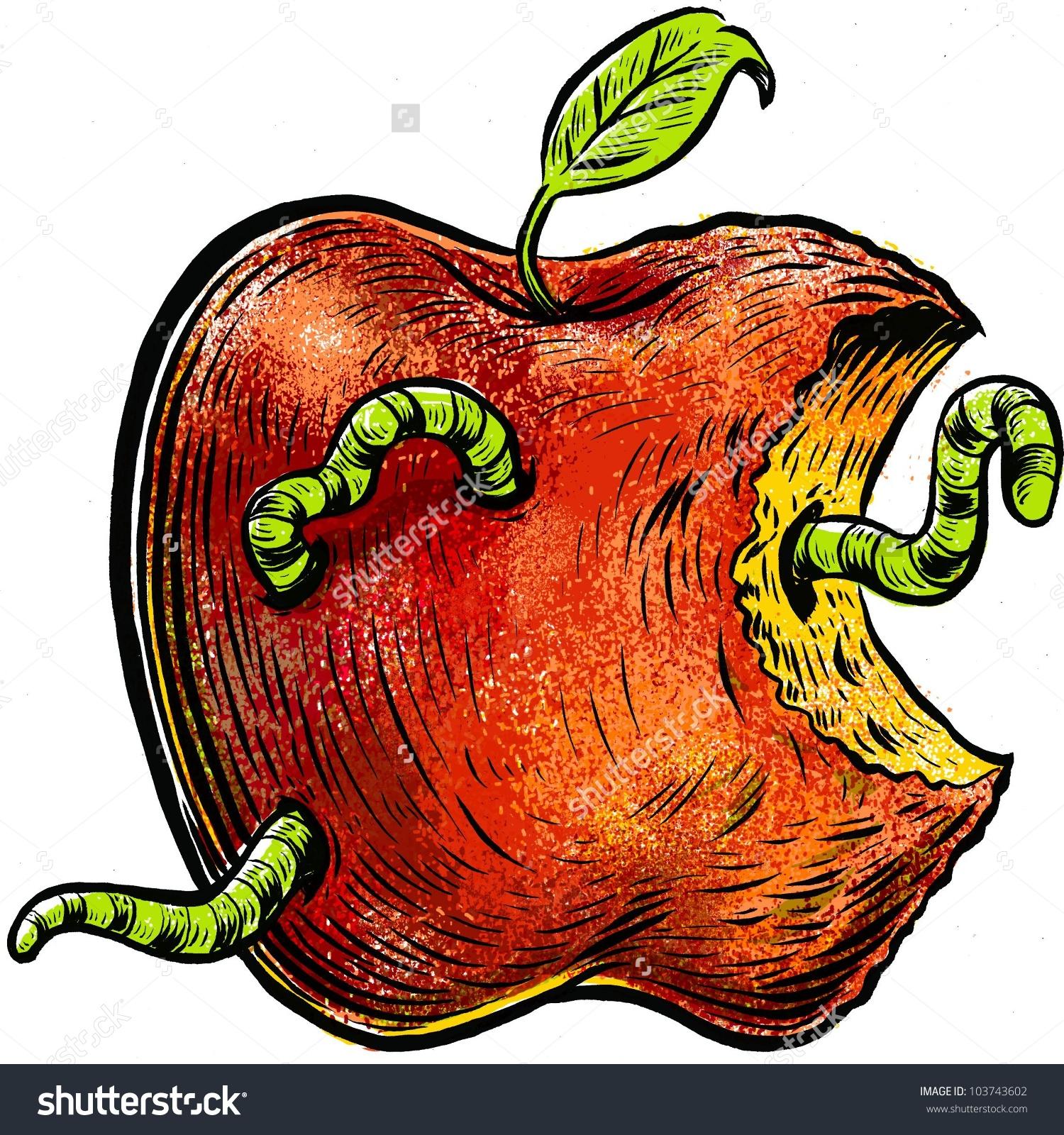 Apple orchard clipart rotten apple image stock Apple orchard clipart rotten apple - ClipartFest image stock