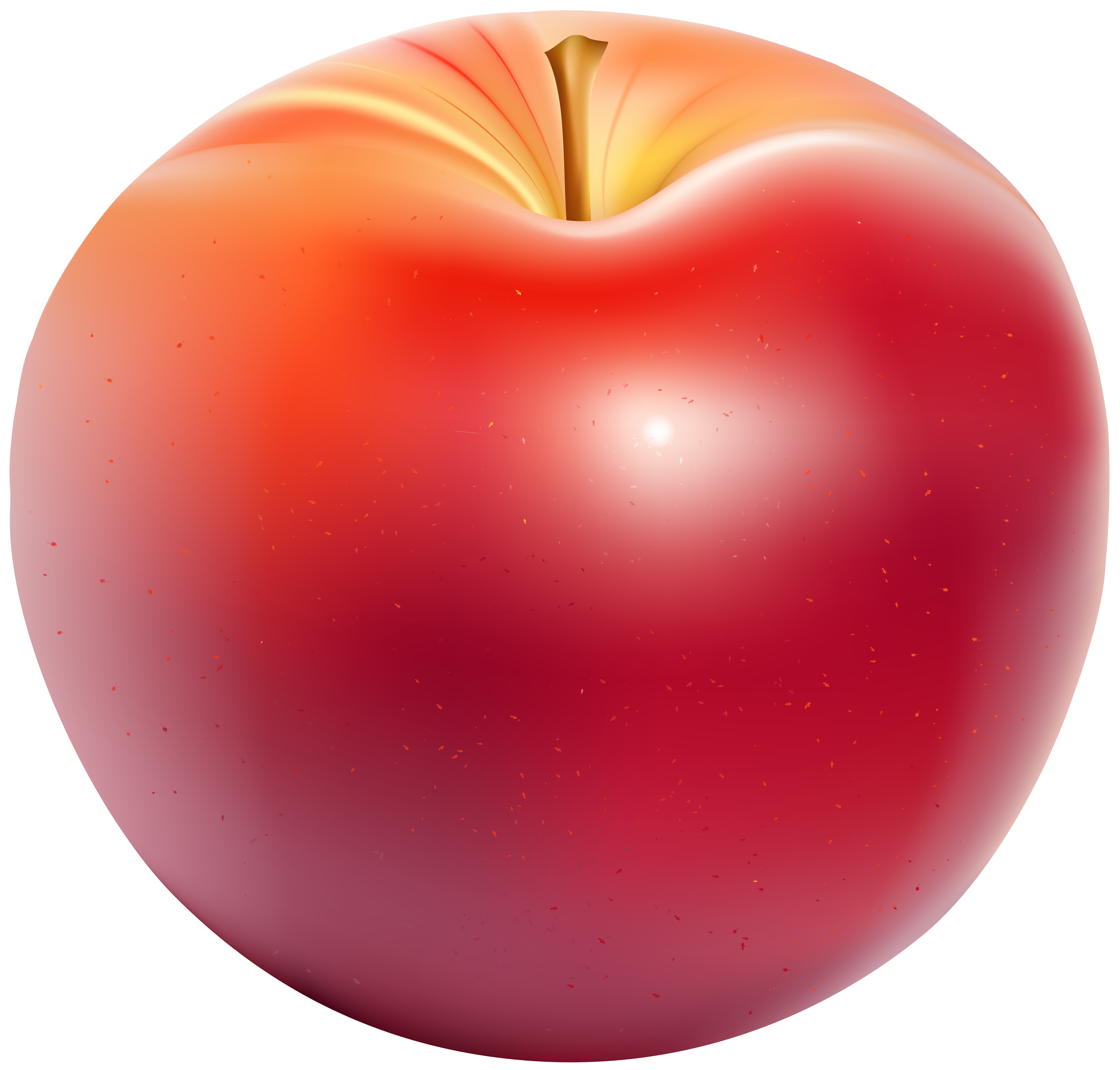 Red apple blue book clipart clip stock Red Apple PNG Clip Art Image - Best WEB Clipart clip stock