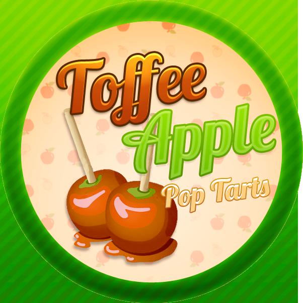 Apple pecan clipart clipart Toffee Apple Pop Tarts - Album on Imgur clipart
