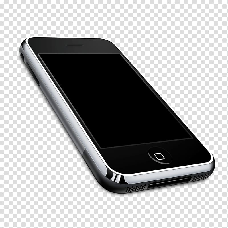 Apple phone icon clipart black and white Telephone Icon, Apple Iphone transparent background PNG clipart ... black and white