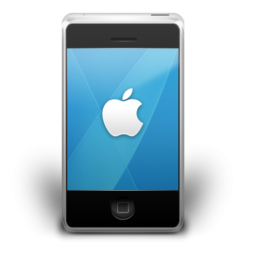 Apple phone icon clipart clipart freeuse library Apple IPhone Icon, PNG ClipArt #45232 - Free Icons and PNG Backgrounds clipart freeuse library