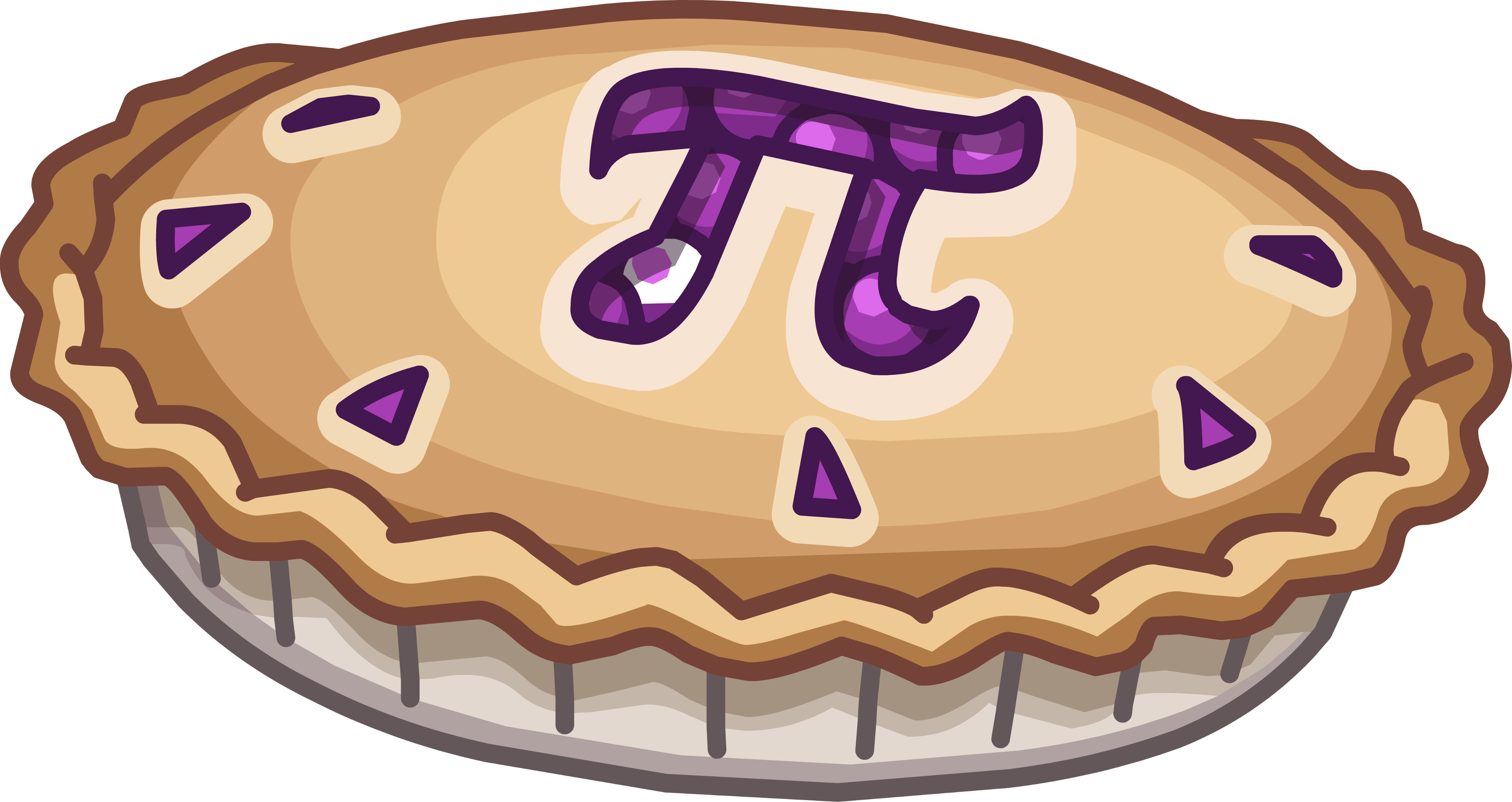 Apple pi day clipart graphic library Pi Day | Club Penguin Wiki | FANDOM powered by Wikia graphic library