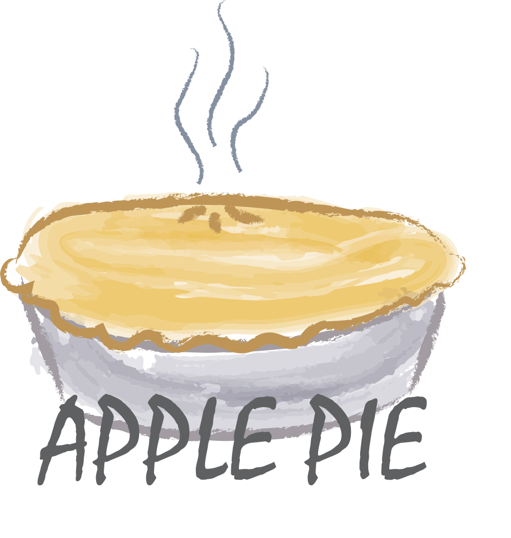 Apple pie image cute clipart royalty free A Family Legacy: Apple Pie Recipe — THE GENEVA QUARTERLY royalty free