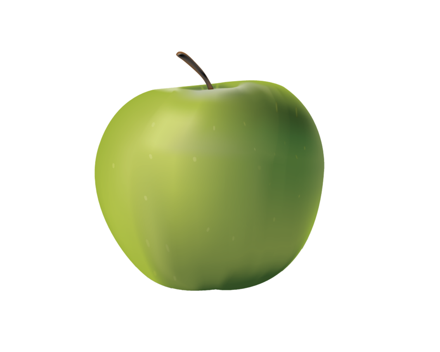Row of apple pie clipart black and white stock PNG GREEN APPLE by Moonglowlilly.deviantart.com on @deviantART | PSD ... black and white stock
