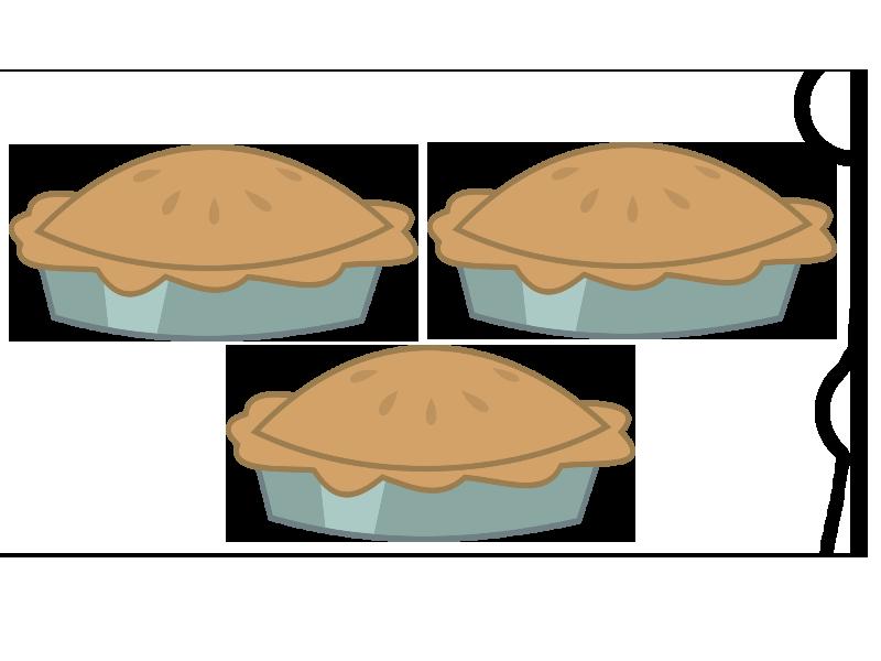 Apple pie slice clipart png royalty free stock 709181 - apple, apple pie, cutie mark, pie, safe, sweet apple acres ... png royalty free stock