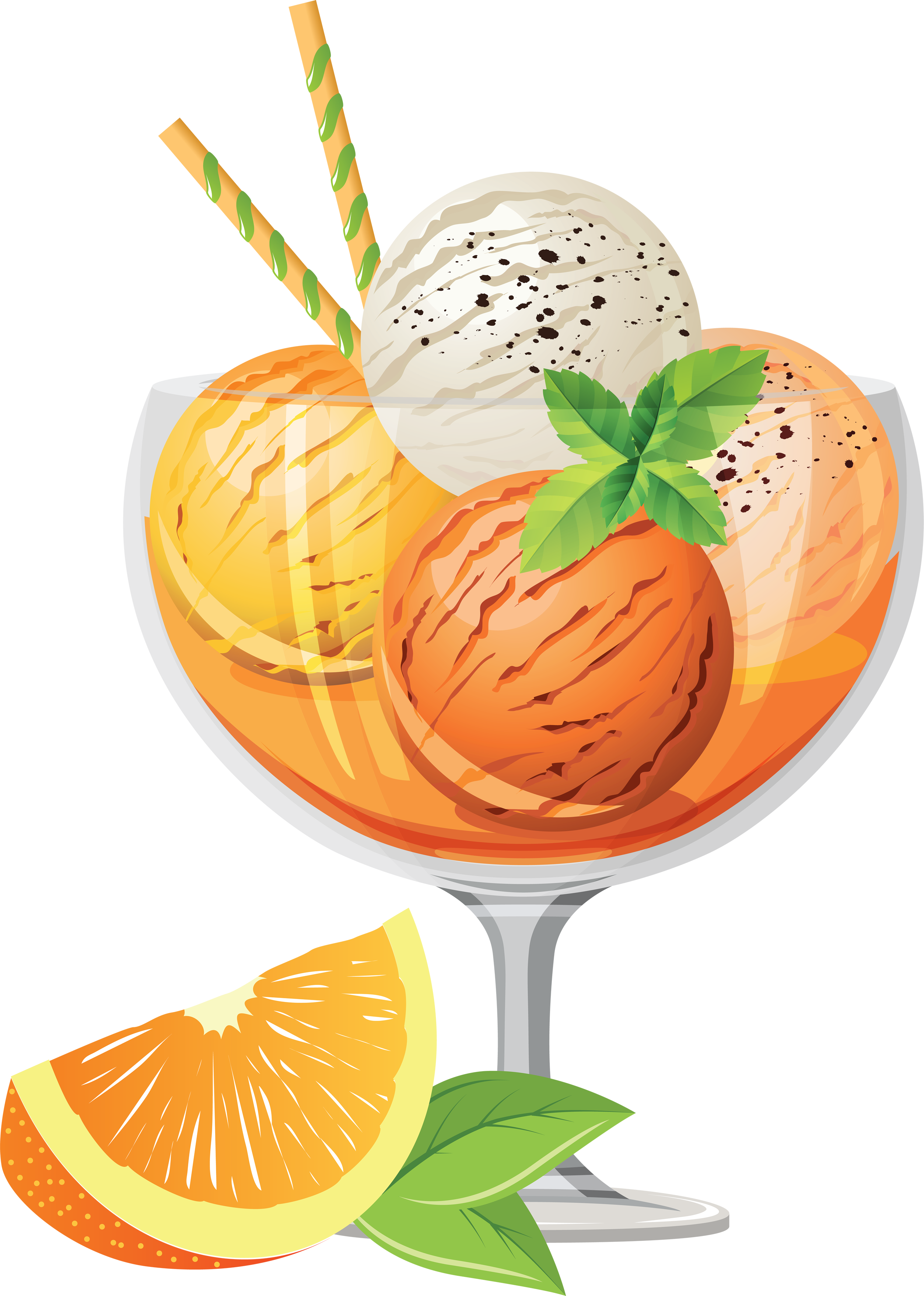 Apple pie with ice cream clipart clipart Ice Cream PNG image, free ice cream PNG pictures download clipart