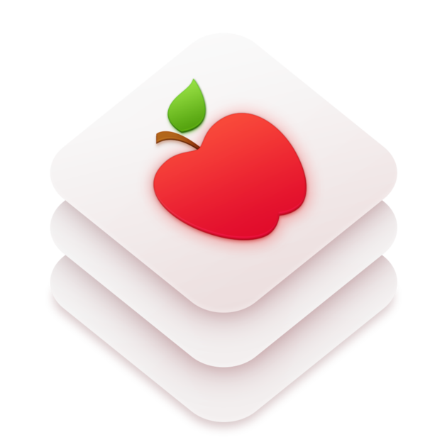 Apple spice clipart image black and white download Vector Icons - Cliparts by GN on the Mac App Store image black and white download