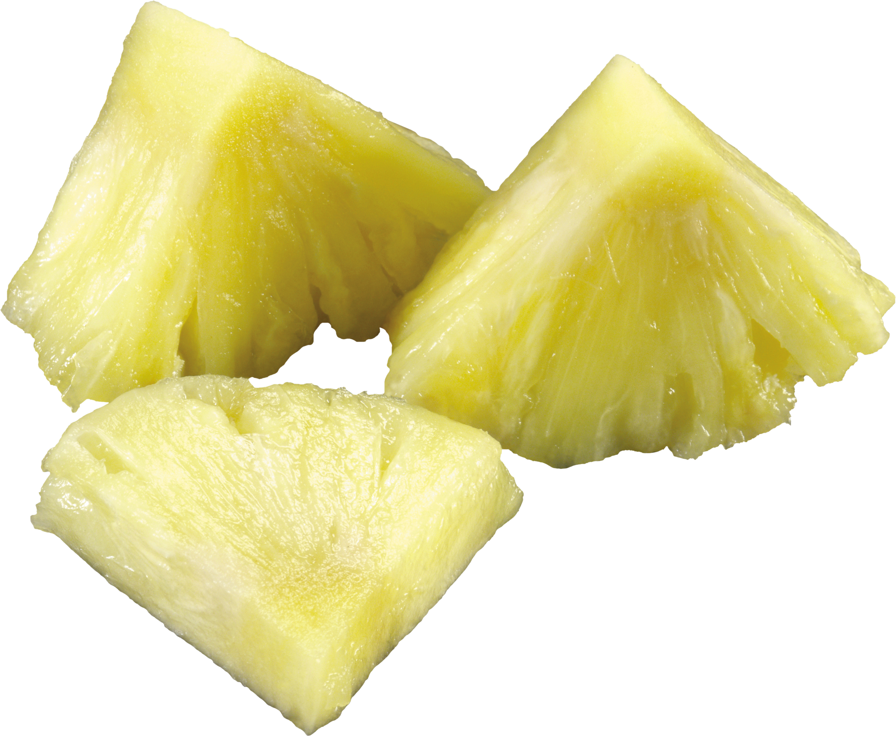 Apple pieces clipart jpg black and white Pinapple Slices PNG Image - PurePNG   Free transparent CC0 PNG Image ... jpg black and white