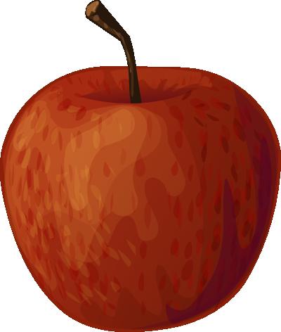 Apple produce clipart vector stock Produce Clipart Free | Free download best Produce Clipart Free on ... vector stock