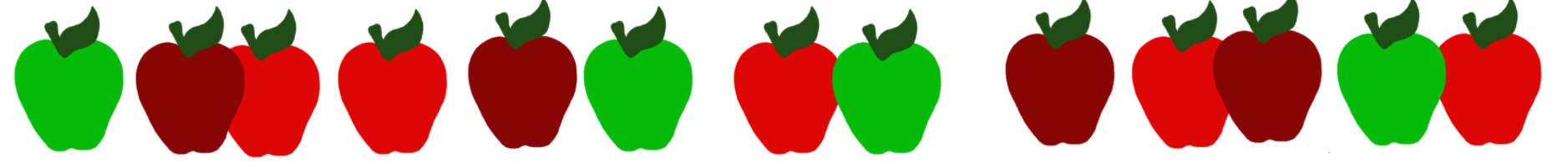 Apple reading clipart vector TEACHER TUESDAY: How to Read a Story by Kate Messner – One Page At A ... vector