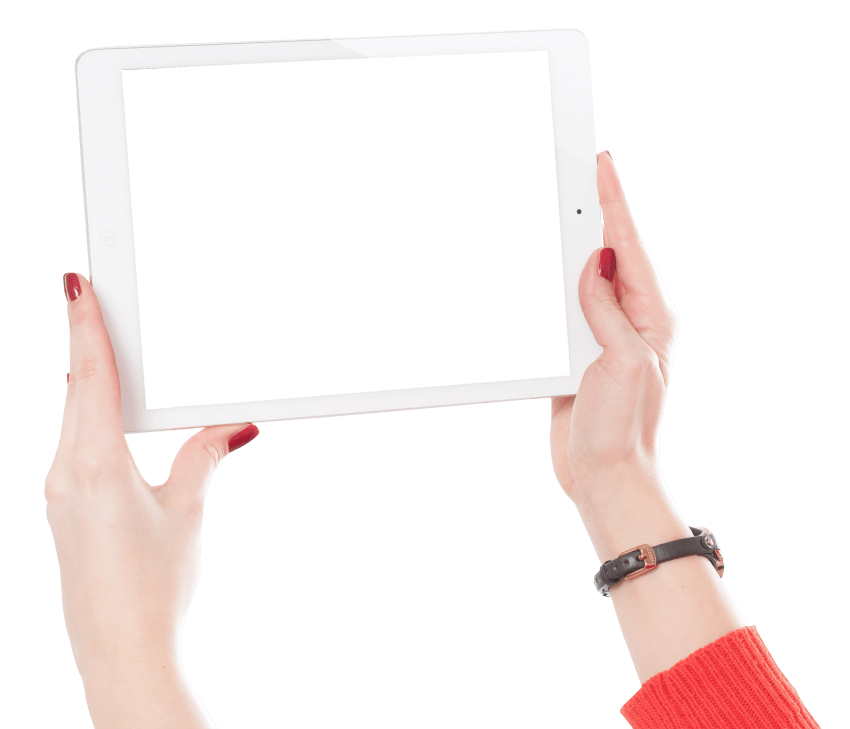 Apple releases the ipad 2 clipart graphic freeuse Woman Hands Holding iPad png - Free PNG Images | TOPpng graphic freeuse
