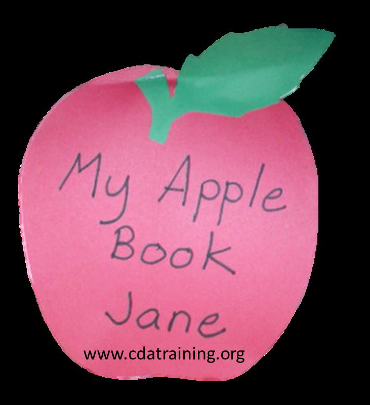 Apple sapling clipart jpg library Child Care Basics Resource Blog: How Do Apples Grow Story Book jpg library