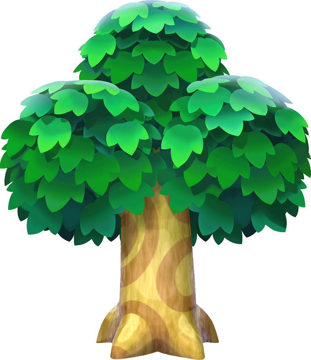 Tree seedling clipart banner free stock Tree | Animal Crossing Wiki | FANDOM powered by Wikia banner free stock