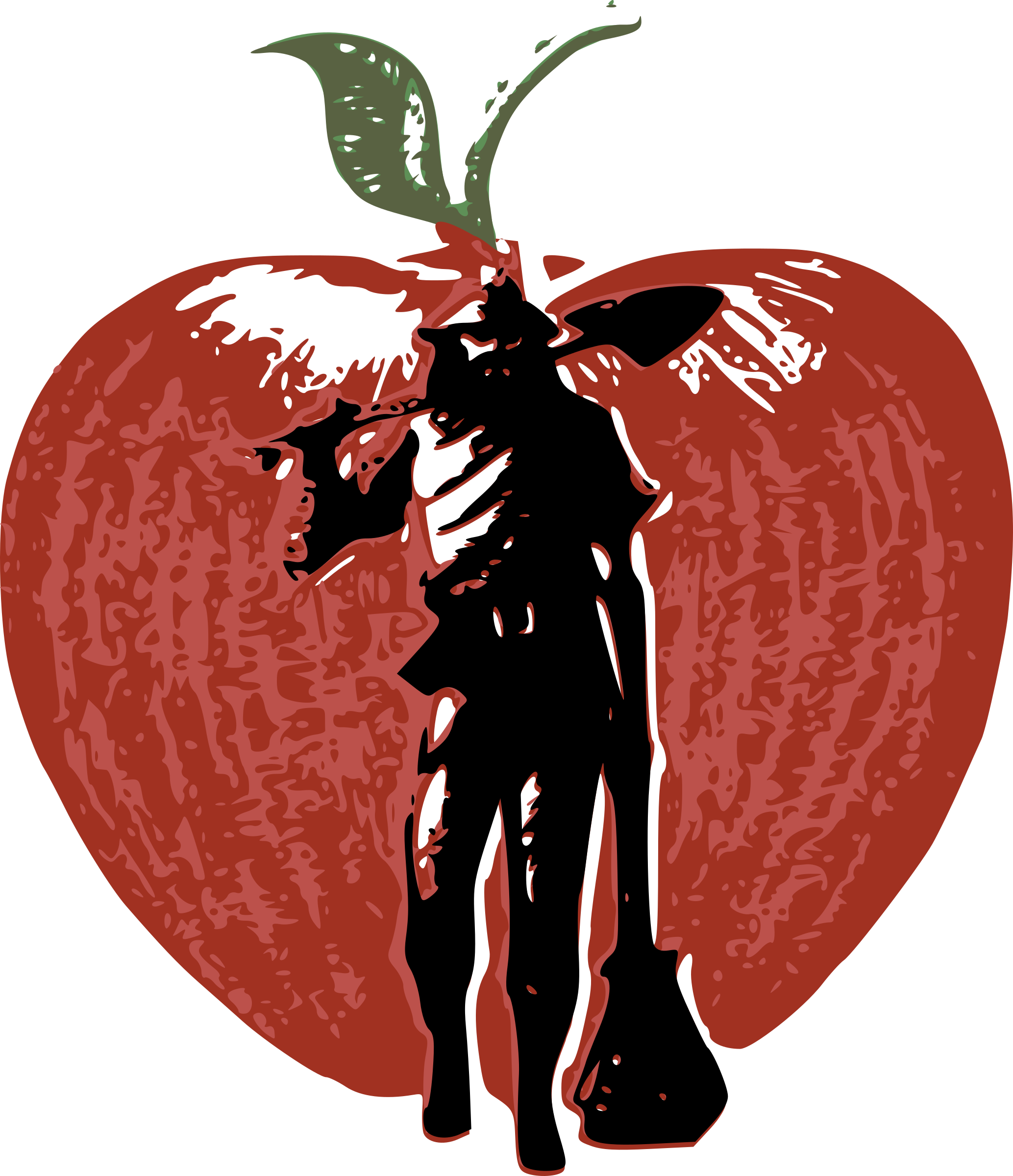 Johnny apple seed clipart transparent library Clipart - Johnny Appleseed transparent library
