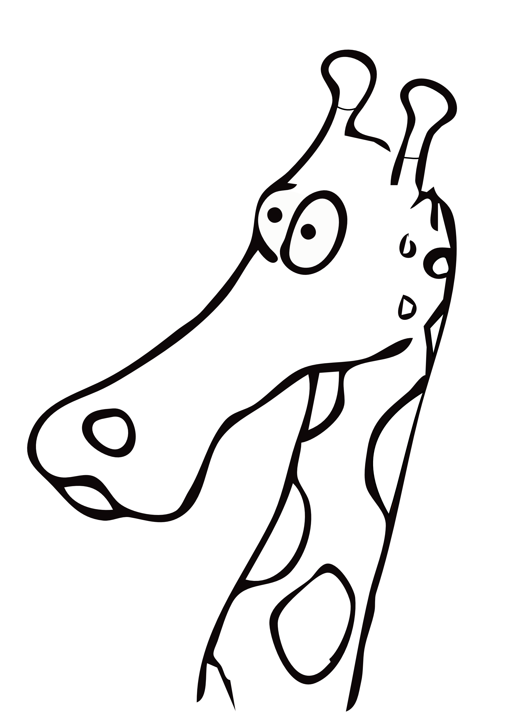Giraffe heart clipart picture freeuse download Playscheme Day 2: The KnowsNot – apple seed picture freeuse download