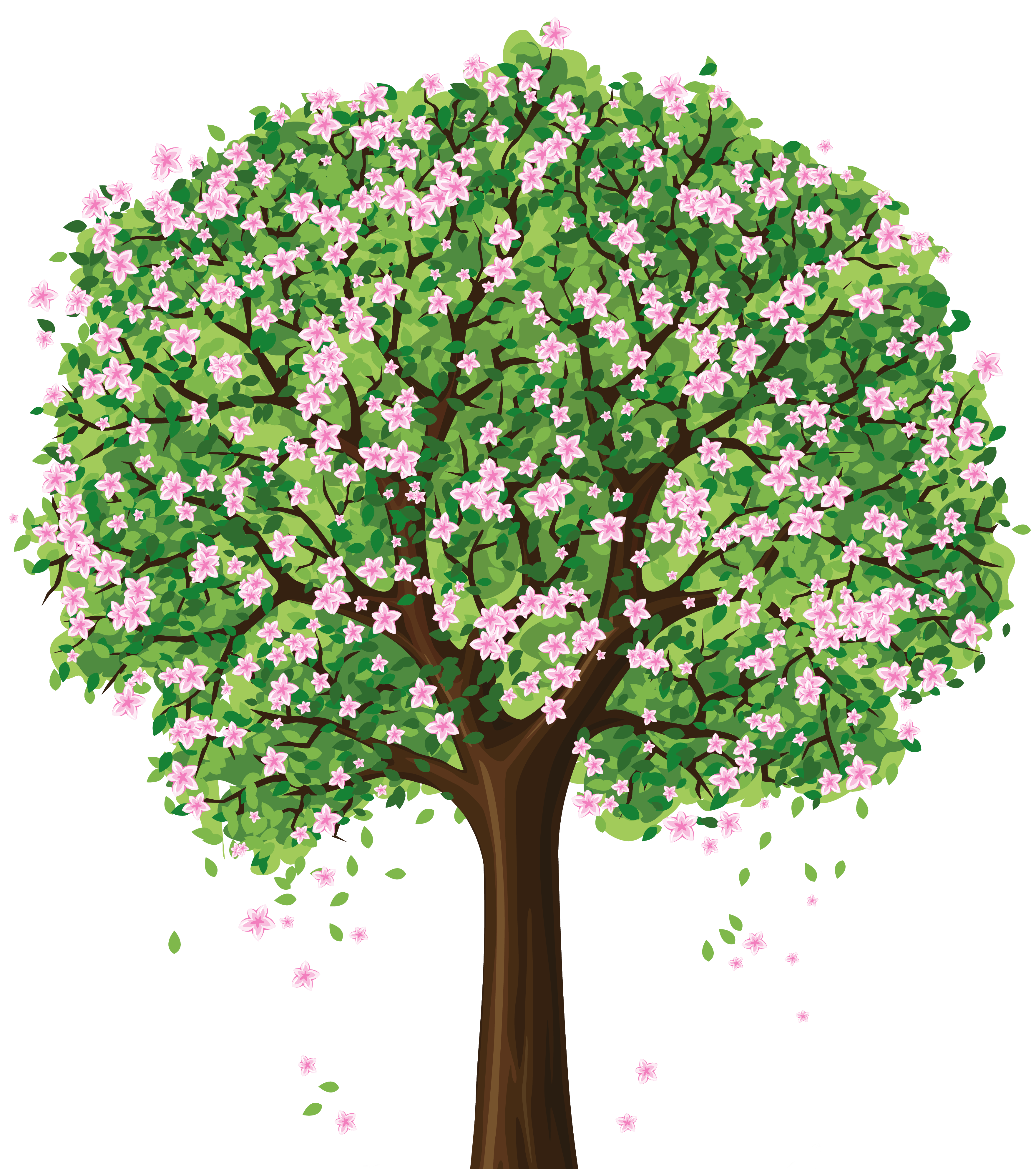 Apple seedling clipart png royalty free stock Spring Tree PNG Clipart | Projects to Try | Pinterest | Spring tree png royalty free stock