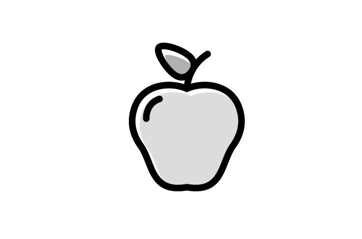 Apple seeds clipart black and white vector library library WTX - World Trade Exchange vector library library