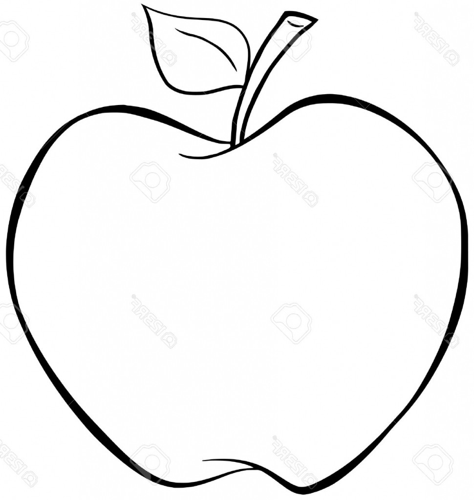 Apple sketch clipart jpg free In Apple Sketch Clipart Fruits Drawing | Clip Art jpg free