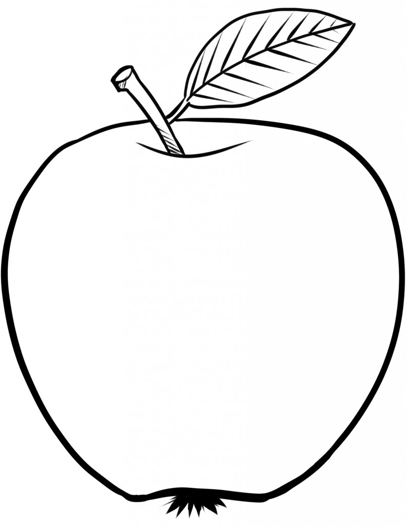 Apple sketch clipart picture royalty free library Sketch Clipart at PaintingValley.com | Explore collection of Sketch ... picture royalty free library