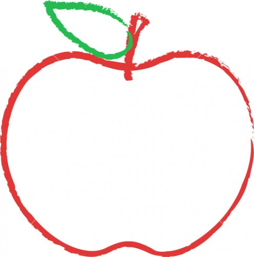 Apple sketch clipart vector transparent library Apple clipart sketch – Pencil and in color apple clipart .. vector transparent library