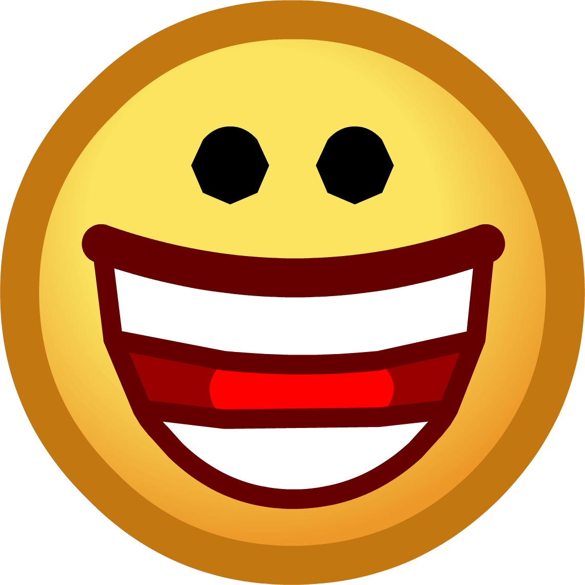 Apple smiley face clipart png freeuse download List of Emoticons | Club Penguin Wiki | FANDOM powered by Wikia png freeuse download