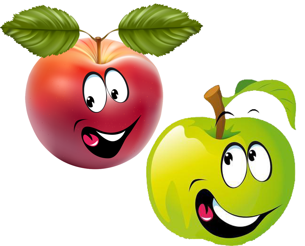 Free clipart apple butter vector freeuse download Fruit Smiley Cartoon Clip art - Smiling apple 1024*827 transprent ... vector freeuse download