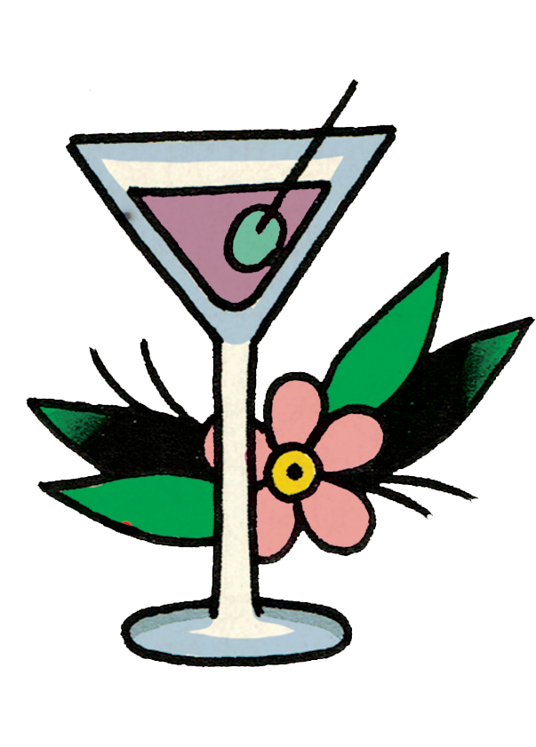 Apple spice clipart mixed drink vector transparent library Breakaway Cafe   Cocktail menu   Cocktails Rotterdam vector transparent library