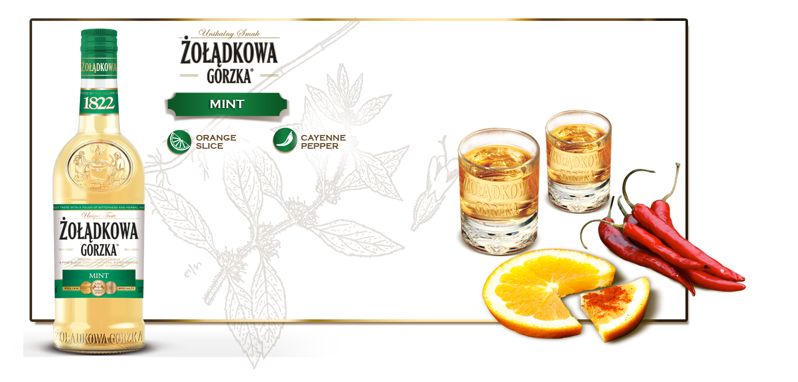 Apple spice clipart mixed drink jpg library download Żołądkowa Gorzka jpg library download