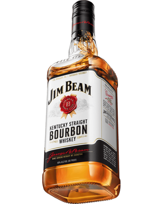 Apple spice whiskey clipart picture royalty free download Kentucky Straight Bourbon Whiskey: Jim Beam®. picture royalty free download