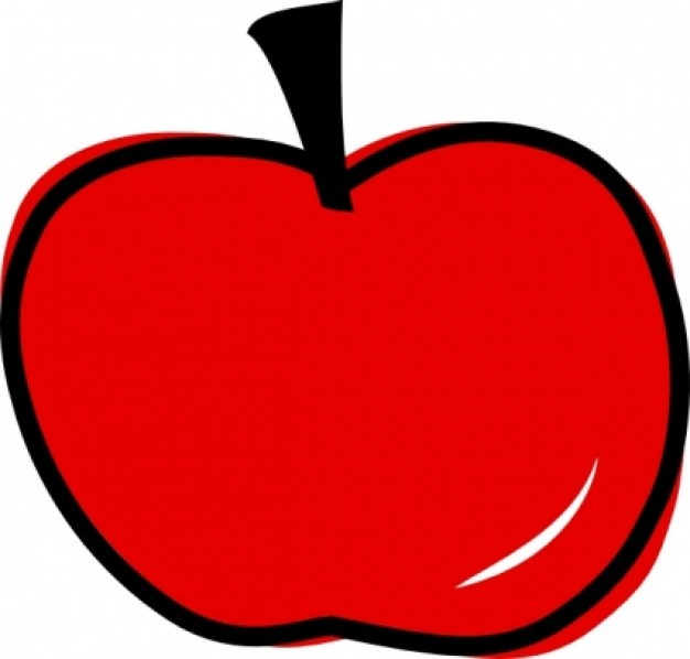 Apple superman clipart image royalty free download Apple Clip & Apple Clip Clip Art Images - ClipartALL.com image royalty free download