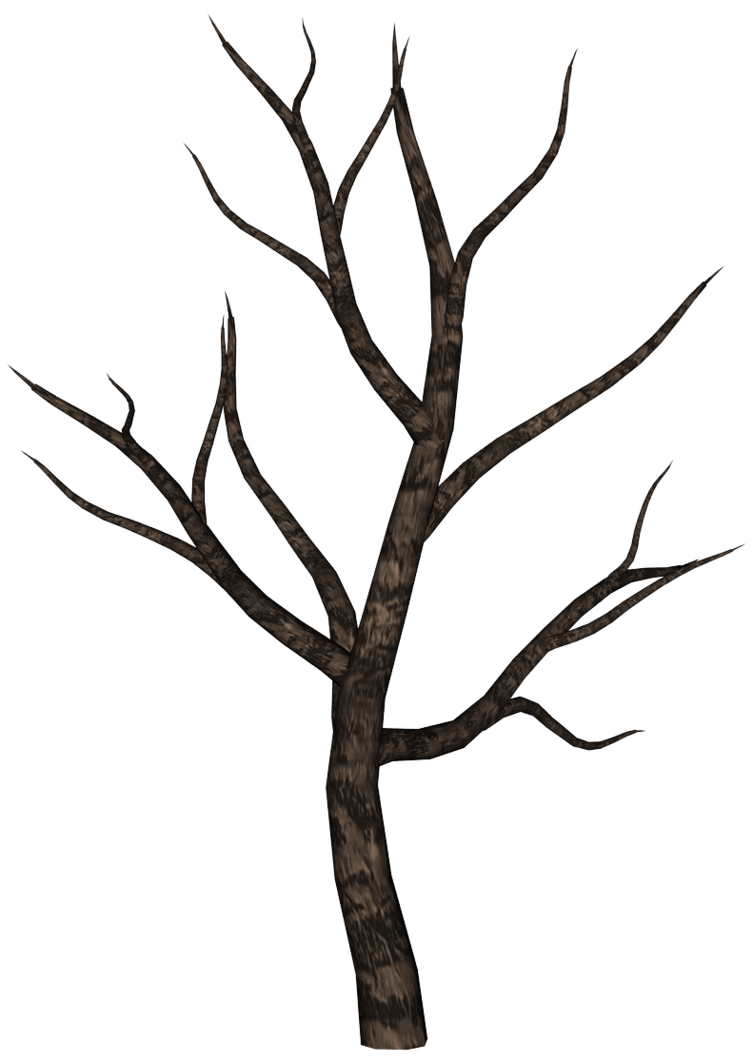 Half bare tree clipart banner spooky tree | spooky tree 02 by Ecathe | Art inspirations ... banner