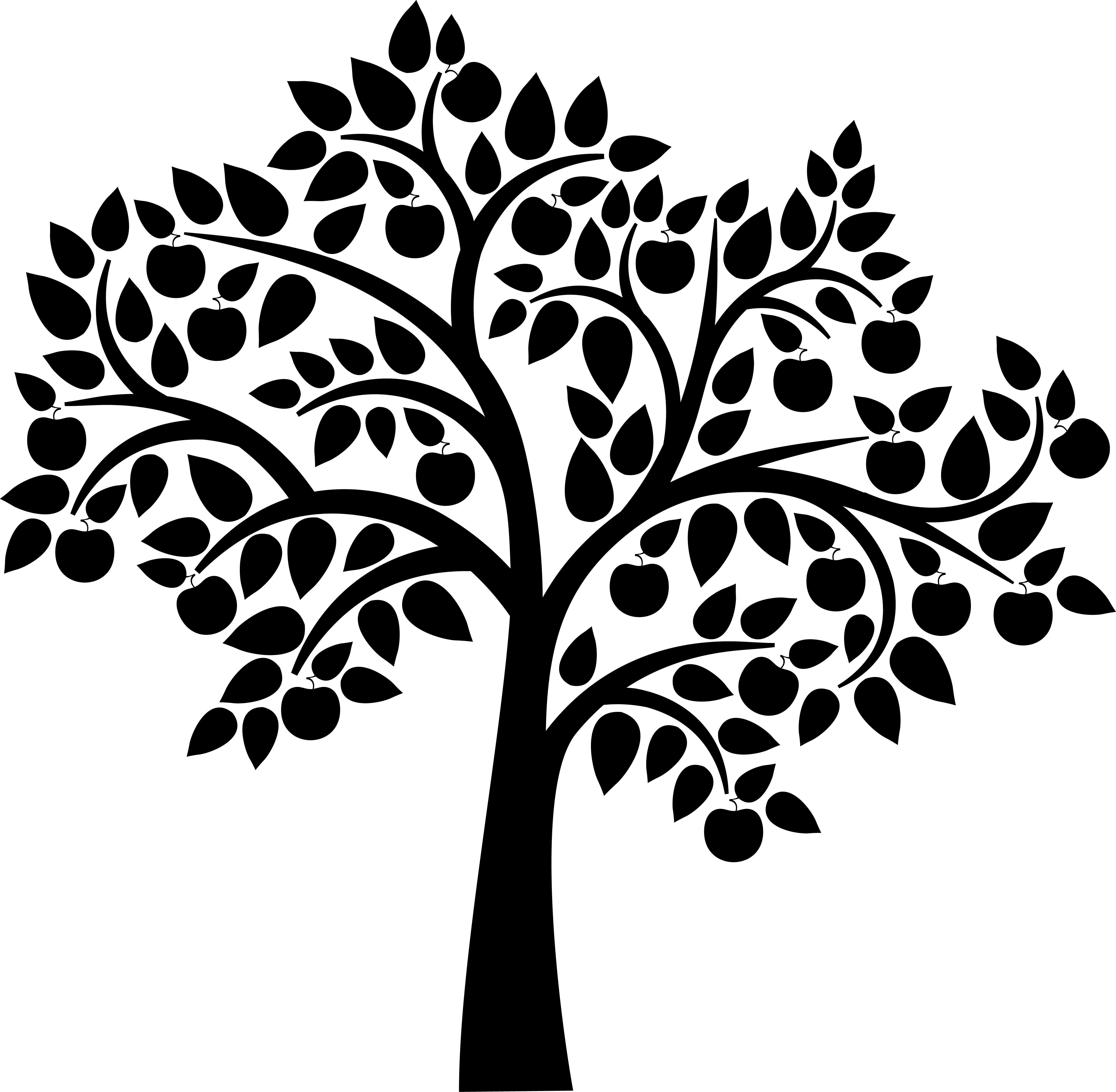 Apple tree chopped down clipart vector royalty free Pin by Emily Ritger on Solo   Tree graphic, Tree clipart, Tree stencil vector royalty free