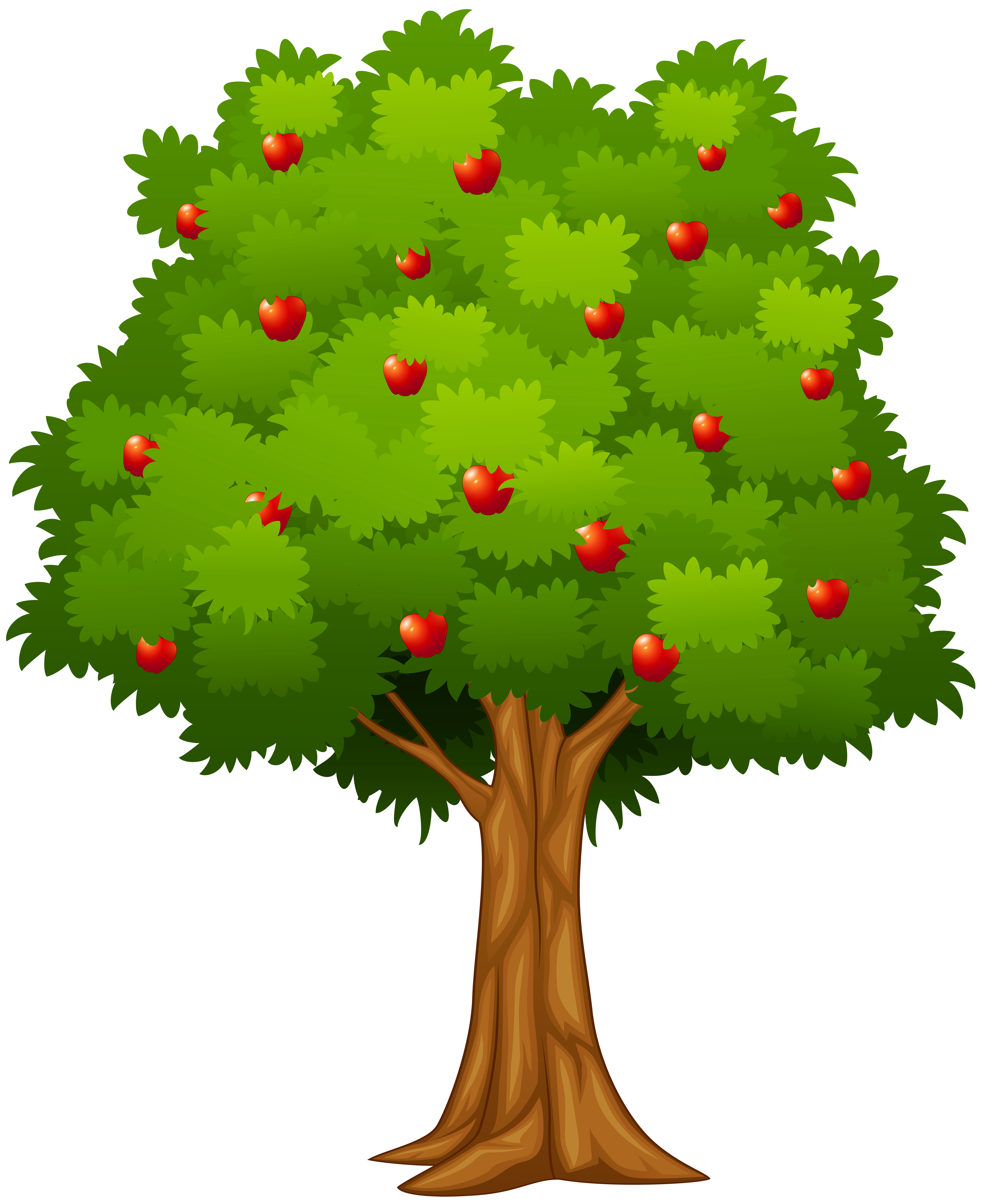 Apple trees clipart banner freeuse stock Apple Tree PNG Clip Art Image | Gallery Yopriceville - High-Quality ... banner freeuse stock
