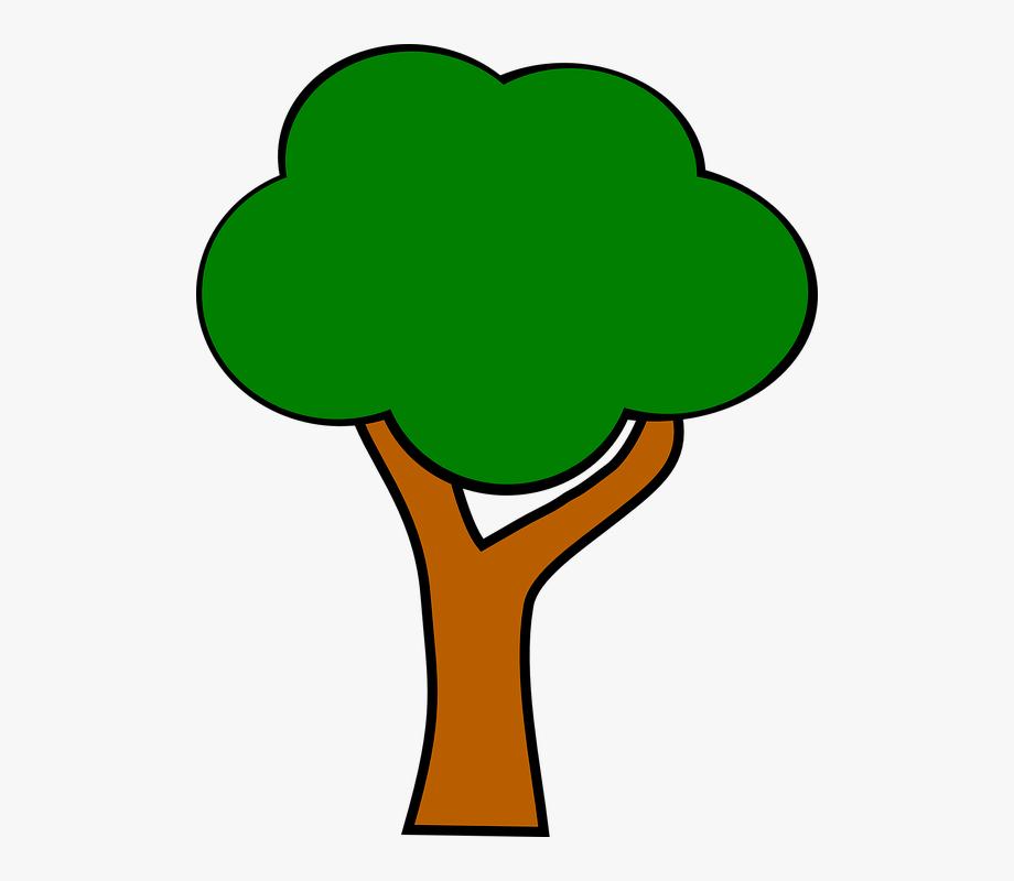 Apple tree clipart image clip transparent library Apple Tree Without Apples - Apple Tree Clipart #82512 - Free ... clip transparent library